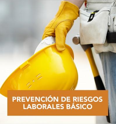 Curso Prevención Riesgos Laborales Construcción